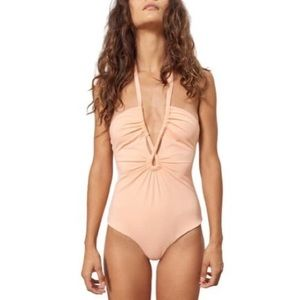 Mara Hoffman Aya One Pc Swimsuit Appeal M NWT